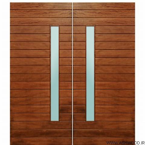 درب اداری ، درب چوبی برای دفتر کار