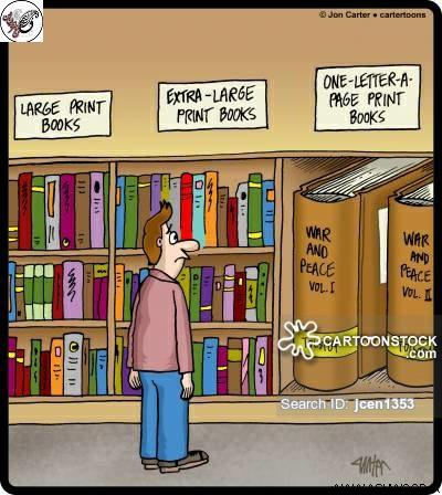 استاندارد های یک کتابخانه , مقاله درباره کتابخانه