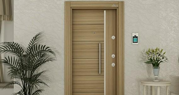 همه چیز درمورد درب های چوبی -  درب چوبی ورودی آپارتمان