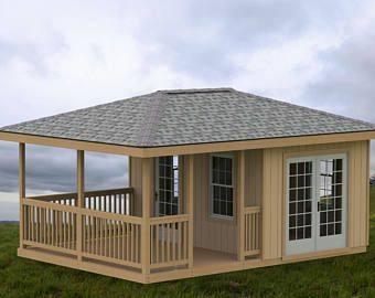 مدل و ایده کلبه چوبی, هک طراحی هوشمندانه خانه کوچک