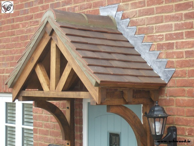 سایبان درب ورودی , انواع سردرب و تاج برای درب ورودی ساختمان سایبان٬ ایده درب ورودی , سردرب منزل