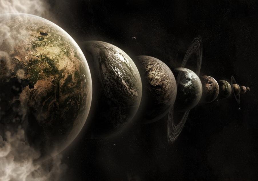 نظریه ریسمان و ابعاد دیگر جهان ,  ابعاد جهان