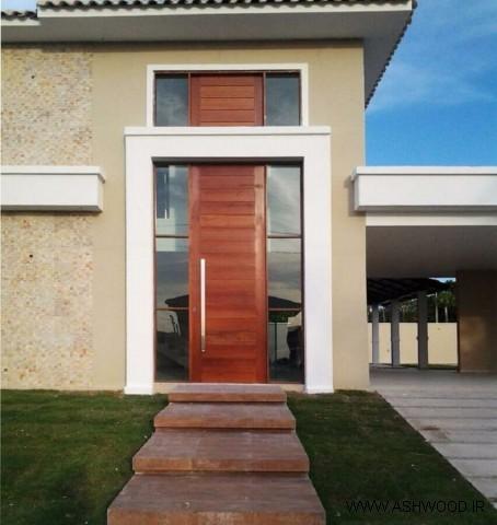 مدل درب چوبی٬ جدیدترین مدل درب چوبی٬ مدل درب چوبی 2019٬