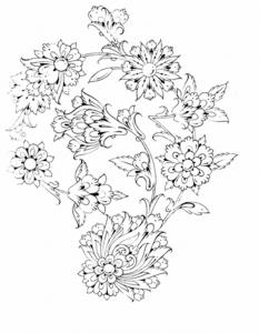 ختایی در هنر تزئینی ایران