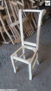 صندلی لئون پشت بلند قیمت 58.000 تومان