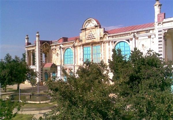 عمارت باغچه جوق – آذربایجان غربی