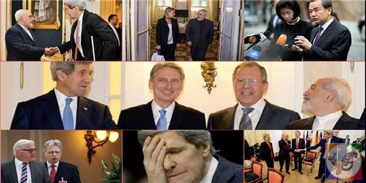 مذاکرات هستهای وین ایران 1+5