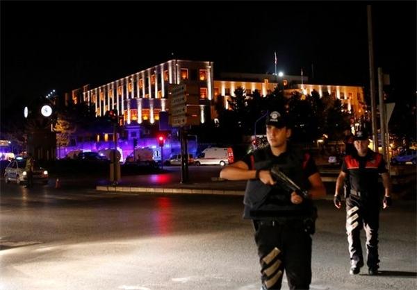 اخبار کودتای ترکیه