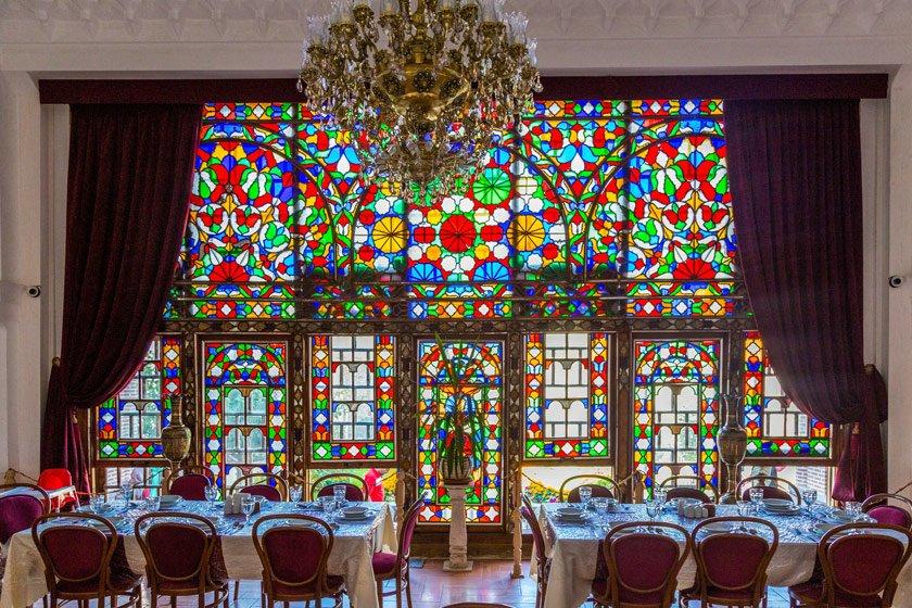 اردبیل و هنر سنتی درب و پنجره های گره چینی و ارسی