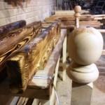 کارگاه و هنرکده فن و هنر ، درودگری ، صنایع چوب