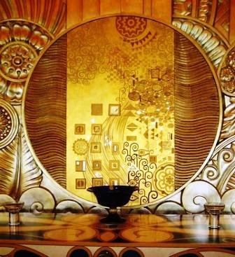 معماری داخلی و تزئینات داخلی کاخ ها و قصر ها