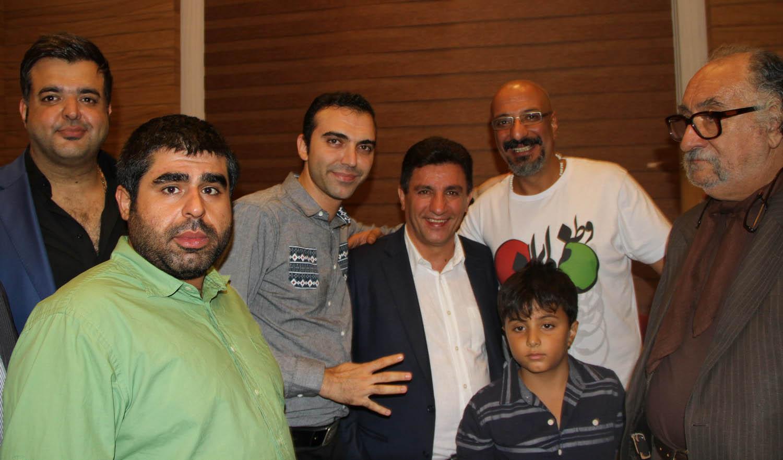 افتتاح رستوران ماهان شاندیز