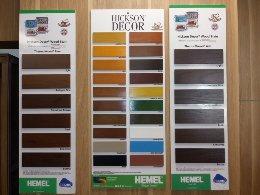 رنگ چوب آلمانی , رنگ چوب همل , مقاومت در برابر نور خورشید و رطوبت