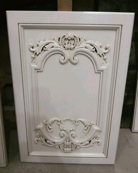 درب کابینت کلاسیک چوبی