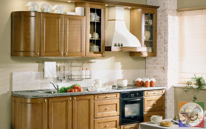 دکوراسیون داخلی آشپزخانه + عکس با کیفیت