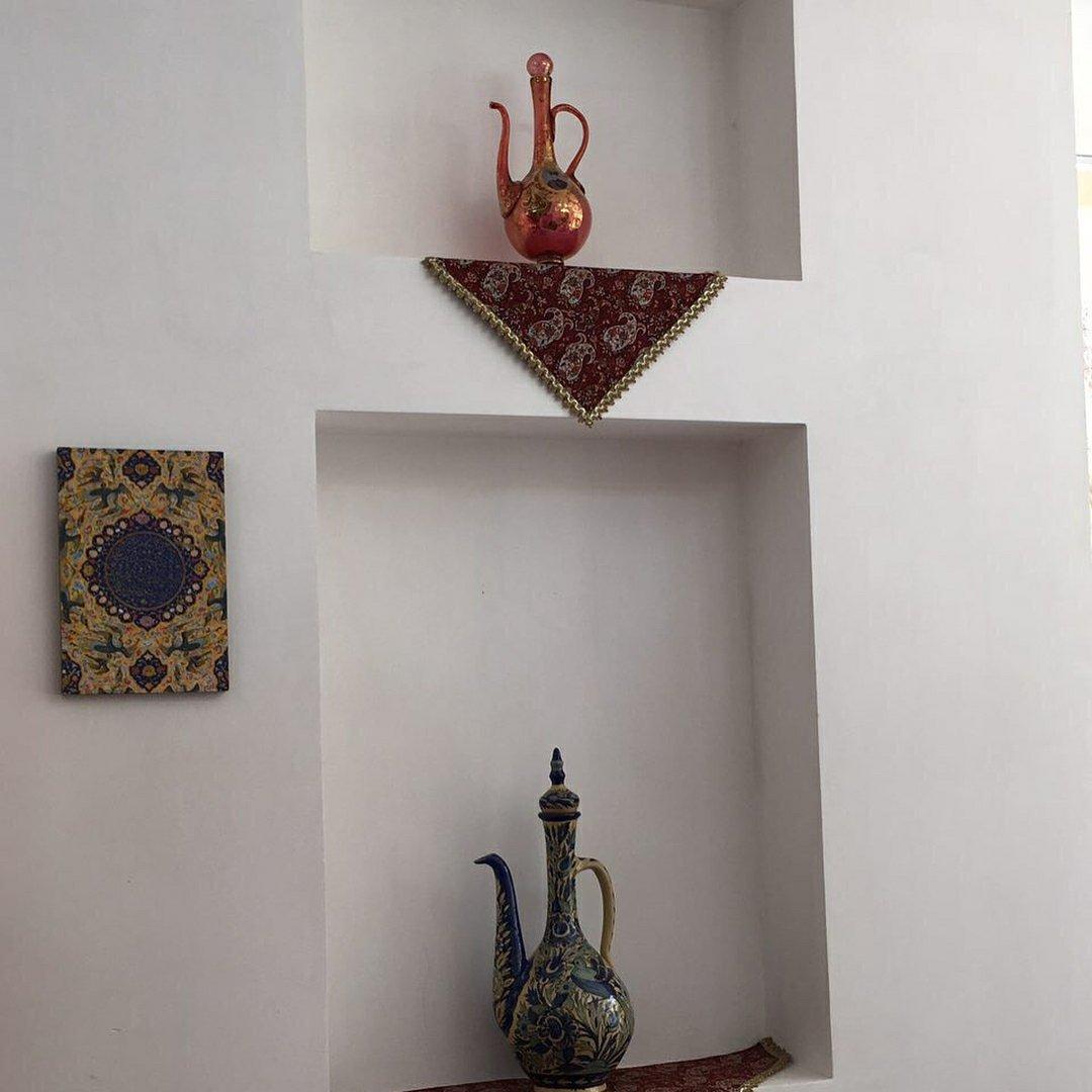 عکس های شگفت انگیز از هنر ایران زمین، درب و پنجره های ارسی و گره چینی