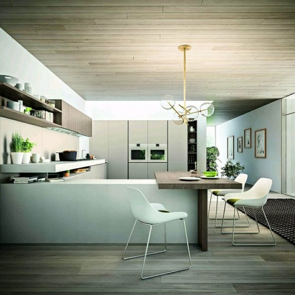 ساخت دکوراسیون آشپزخانه