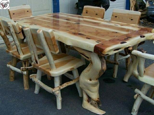 ایده های عالی دکوراسیون چوبی منزل , بهترین تصاویر و ایده های چوبی