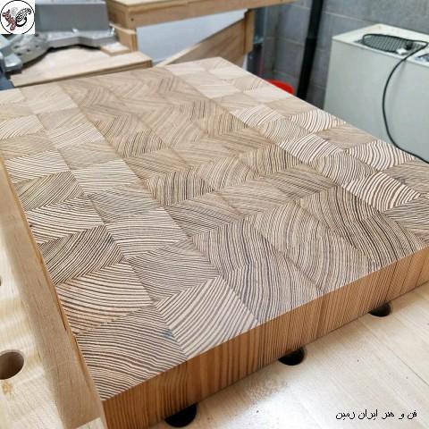 ایده های عالی دکوراسیون چوبی منزل