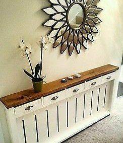 میز کنسول چوبی , کاور شوفاژ , ساخت انواع میز و دکور چوبی