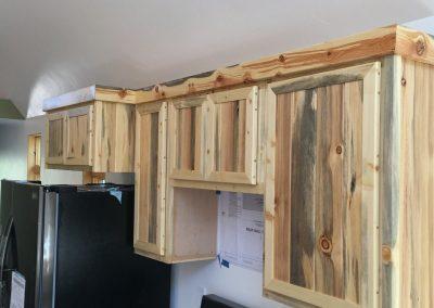 دکوراسیون چوبی داخل منزل