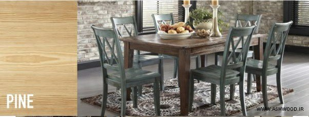 دکوراسیون چوبی سخته شده از چوب خالص , میز کنسول چوبی , آینه کنسول سفارشی