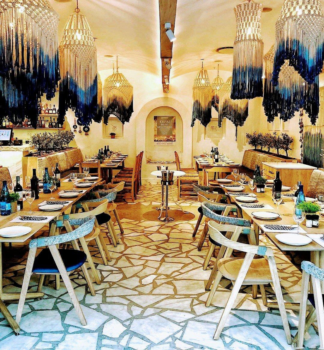 مدل های جدید میز و صندلی رستوران