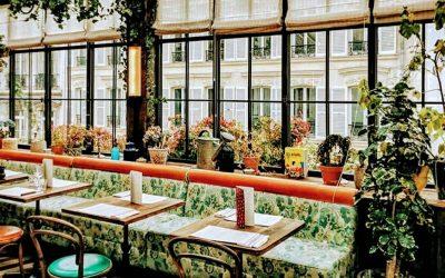 میز و صندلی های دوست داشتنی رستوران های بروز جهان