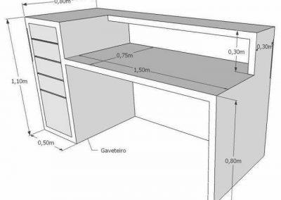 طراحی و ساخت میز کانتر , ایده و مدل میز لابی , میز پذیرش