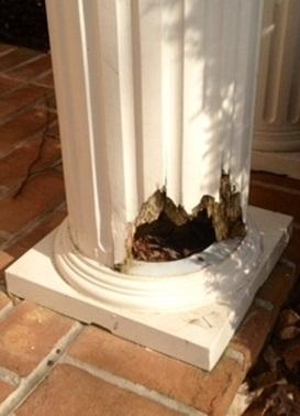 ستون های چوبی – روش های محافظت از ستون های چوبی