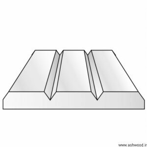 تولید انواع لمبه با شیار v , پانل های چوبی