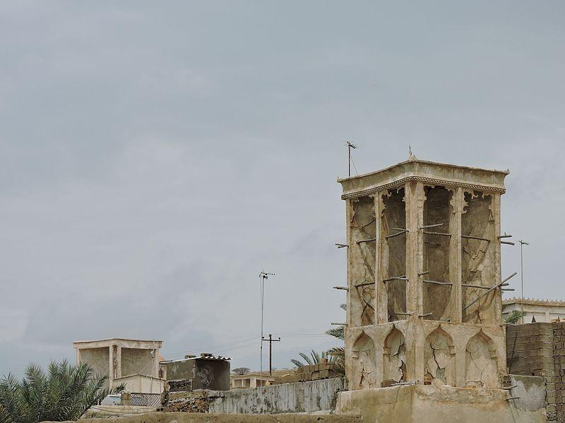 بادگیر های ایرانی ( معماری و شکوه ایرانی )