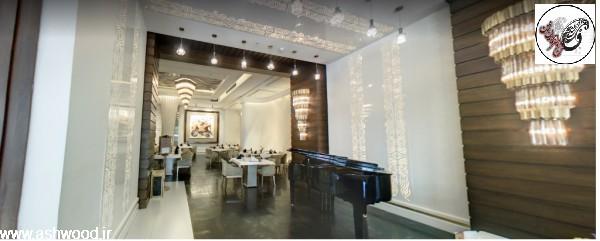دکوراسیون رستوران ماهان شاندیز مشهد ( نمونه کار )