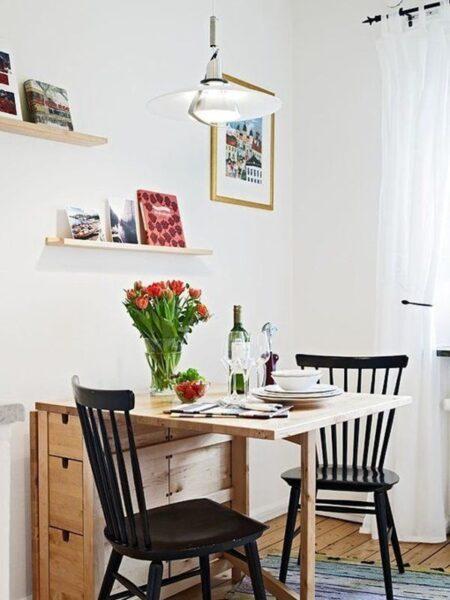 5 قانون طلایی و مهم برای انتخاب و خرید میز ناهار خوری برای خانه