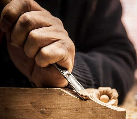 طراحی و ساخت دکوراسیون چوبی