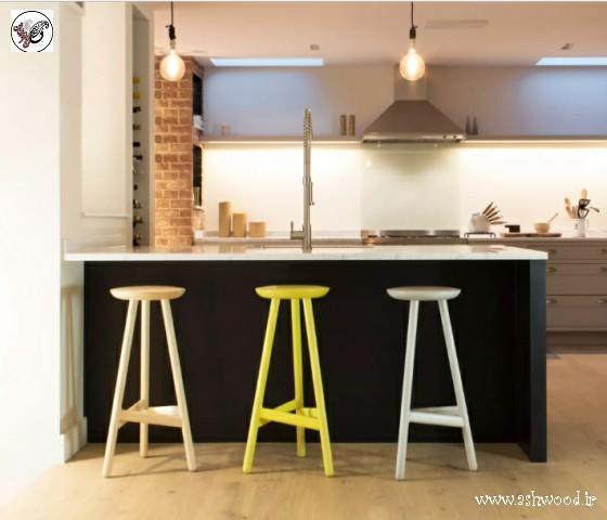 ابعاد استاندارد میز بار و کانتر چوبی , ساخت میز بار چوبی , 40 مدل میز بار