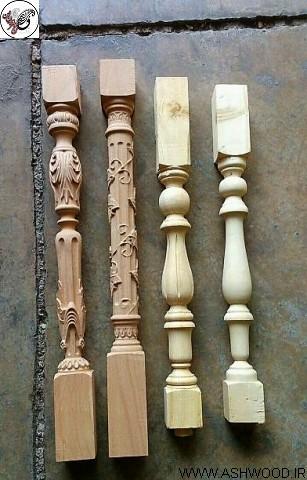 قیمت انواع نرده چوبی راه پله , فهرست بها کف پله , قیمت ساخت پله چوبی , قیمت انواع نرده و دست انداز پله