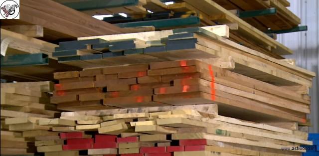 بهترین چوب برای ساخت درب چوبی اتاق کدام است؟ , انتخاب چوب مناسب و محافظت از آن برای ساخت درب تمام چوب