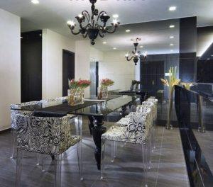 اتاق غذا خوری مدرن