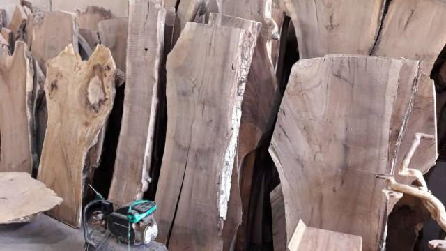 فروش اسلب چوب گردو , فروش اسلب چوب در تهران