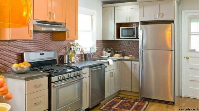 دکوراسیون آشپزخانه , دکوراسیون آشپزخانه مدرن