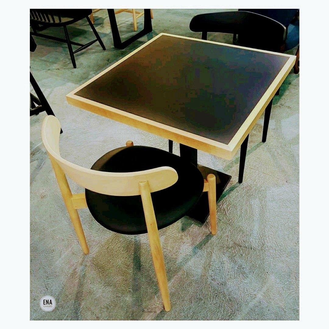 ساخت میز و صندلی چوبی، دیزاین رستوران