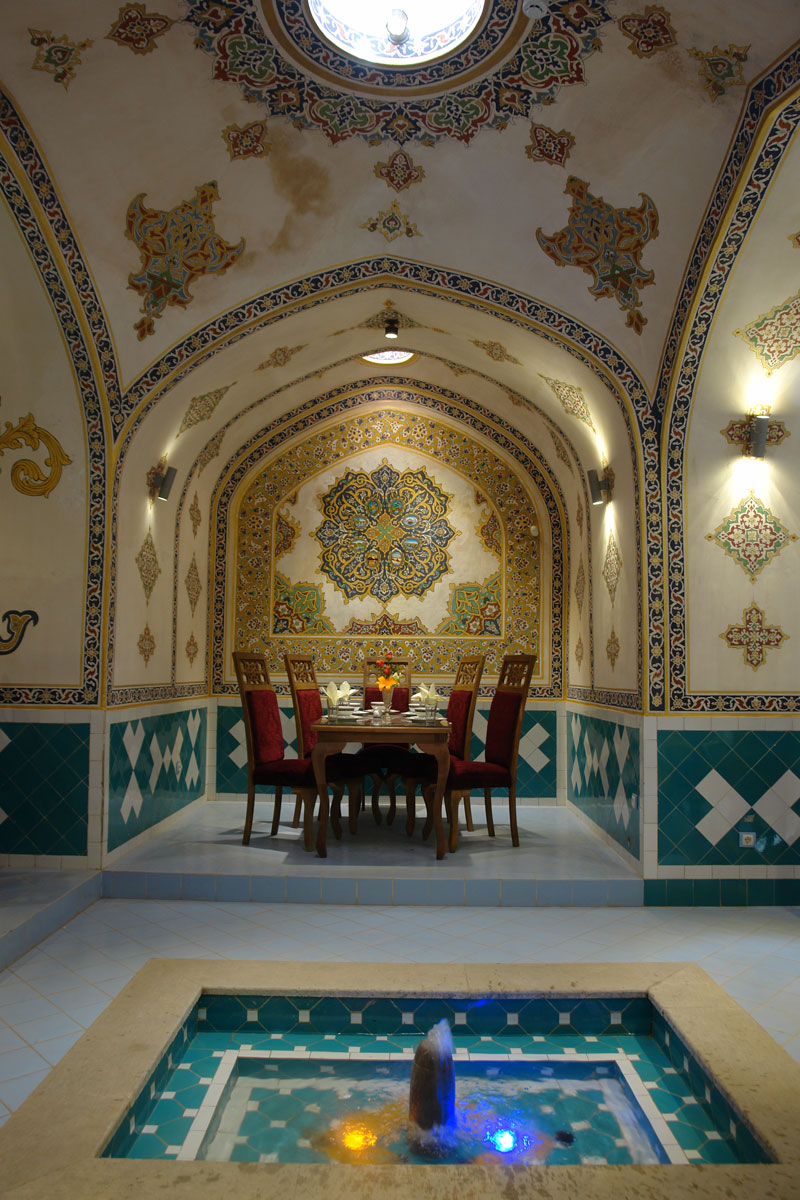 حمام تاریخی ملک جارچی باشی