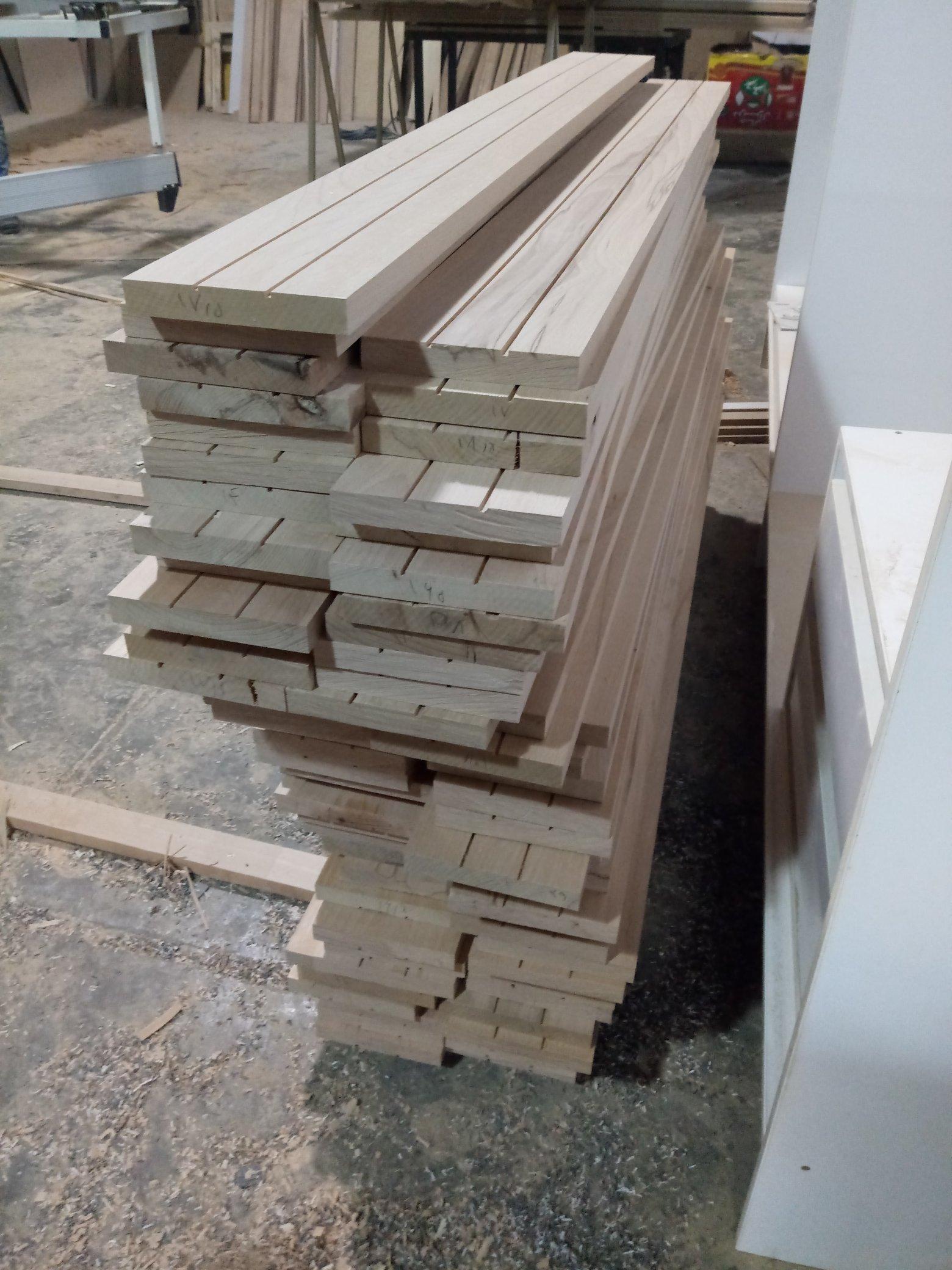 چوب راش پلی مایر