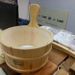ساخت سونا , لوازم سونا , هیتر ، سطل چوبی و ملاقه سونا , ساعت شنی و حرارت سنج سونای خشک
