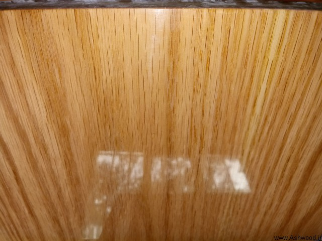 رنگ پولیش پلی استر خود رنگ , رنگ پوست و پولیش چوب بلوط