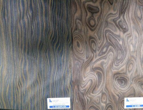 روکش ریشه فن آوری , روکش چوب طبیعی فناوری