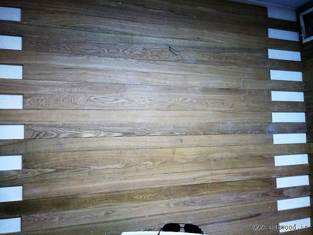 دیوارکوب چوب بلوط