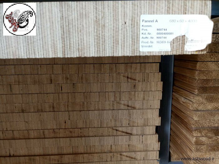 چوب وارداتی راش , انواع چوب , کاج روسی