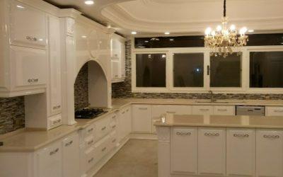 تعریف یک متر کابینت آشپزخانه